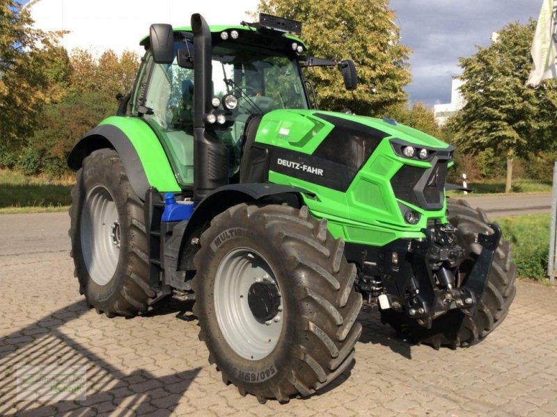 Traktor des Typs Deutz-Fahr Agrotron 6215 TTV, Gebrauchtmaschine in Coppenbruegge (Bild 1)