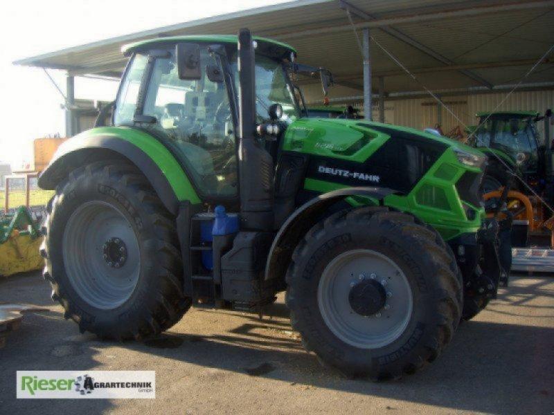 Traktor des Typs Deutz-Fahr Agrotron 6215 TTV, Gebrauchtmaschine in Nördlingen (Bild 1)