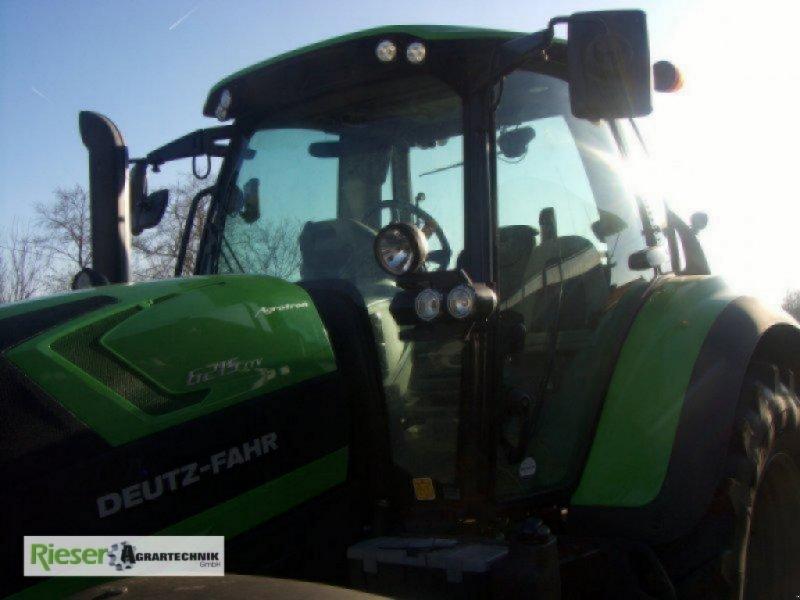 Traktor des Typs Deutz-Fahr Agrotron 6215 TTV, Gebrauchtmaschine in Nördlingen (Bild 2)