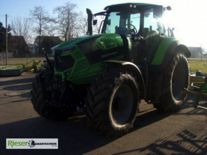 Traktor des Typs Deutz-Fahr Agrotron 6215 TTV, Gebrauchtmaschine in Nördlingen (Bild 3)