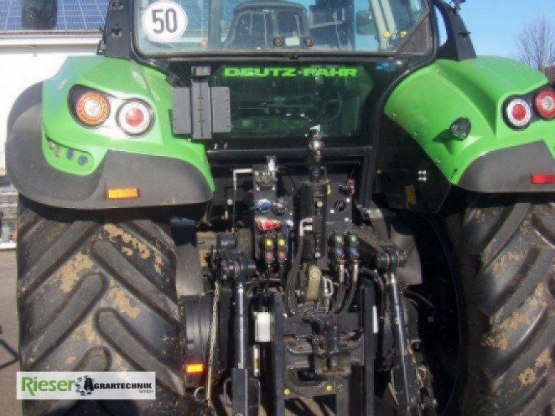 Traktor des Typs Deutz-Fahr Agrotron 6215 TTV, Gebrauchtmaschine in Nördlingen (Bild 4)