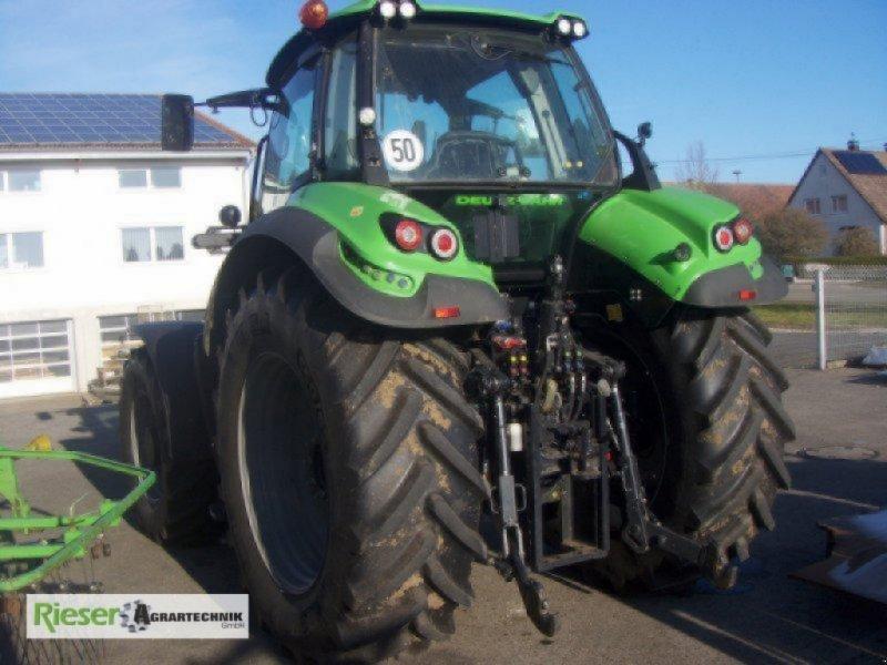 Traktor des Typs Deutz-Fahr Agrotron 6215 TTV, Gebrauchtmaschine in Nördlingen (Bild 5)