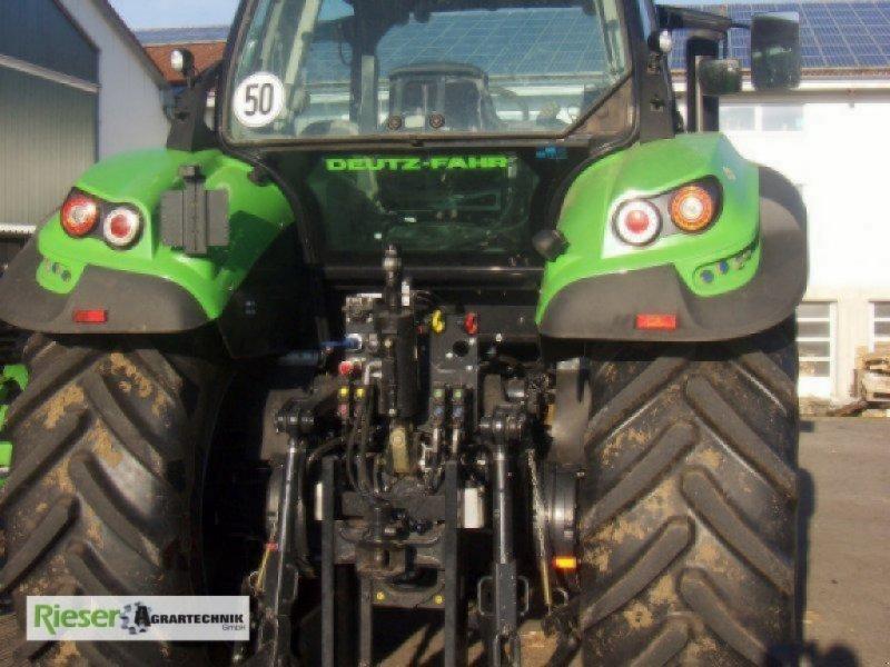 Traktor des Typs Deutz-Fahr Agrotron 6215 TTV, Gebrauchtmaschine in Nördlingen (Bild 7)