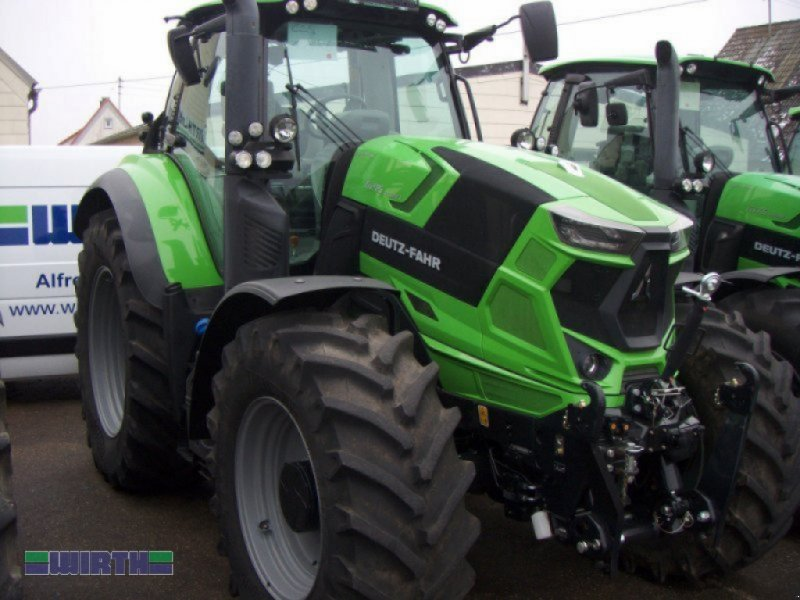Traktor des Typs Deutz-Fahr Agrotron 6215, Gebrauchtmaschine in Buchdorf (Bild 1)