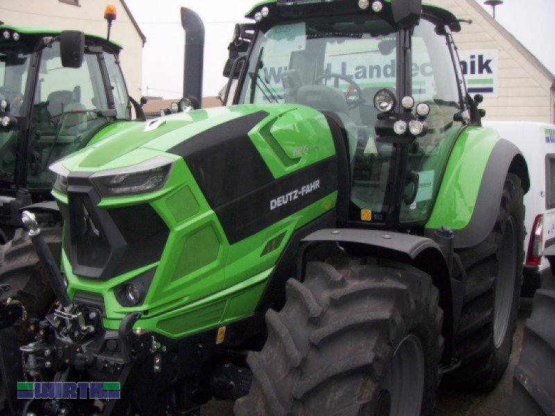 Traktor des Typs Deutz-Fahr Agrotron 6215, Gebrauchtmaschine in Buchdorf (Bild 2)