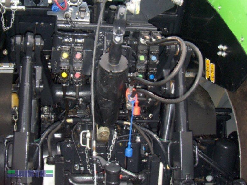 Traktor des Typs Deutz-Fahr Agrotron 6215, Gebrauchtmaschine in Buchdorf (Bild 3)