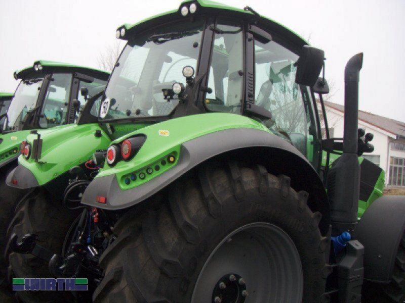 Traktor des Typs Deutz-Fahr Agrotron 6215, Gebrauchtmaschine in Buchdorf (Bild 7)