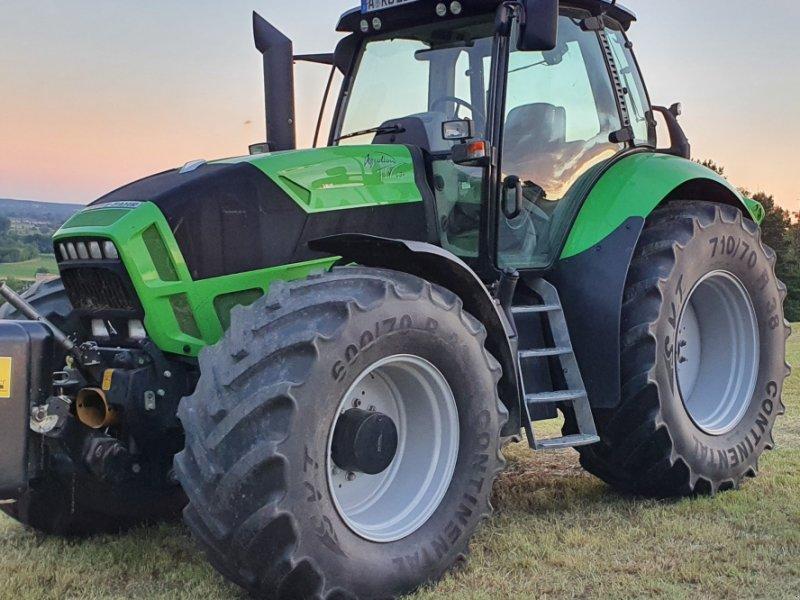 Traktor типа Deutz-Fahr Agrotron 630 TTV DCR, Gebrauchtmaschine в Allmannshofen (Фотография 1)
