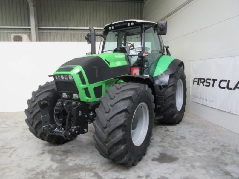 Traktor des Typs Deutz-Fahr Agrotron 7210 TTV, Gebrauchtmaschine in Molbergen (Bild 1)