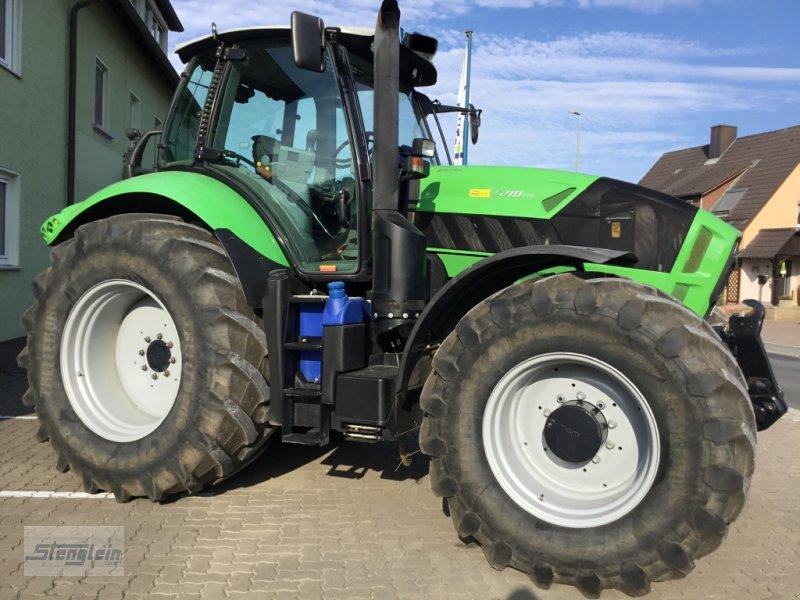 Traktor des Typs Deutz-Fahr Agrotron 7210 TTV, Gebrauchtmaschine in Kasendorf (Bild 1)