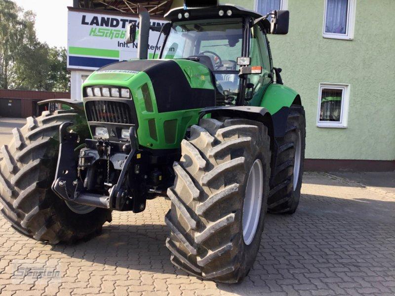 Traktor des Typs Deutz-Fahr Agrotron 7210 TTV, Gebrauchtmaschine in Kasendorf (Bild 2)
