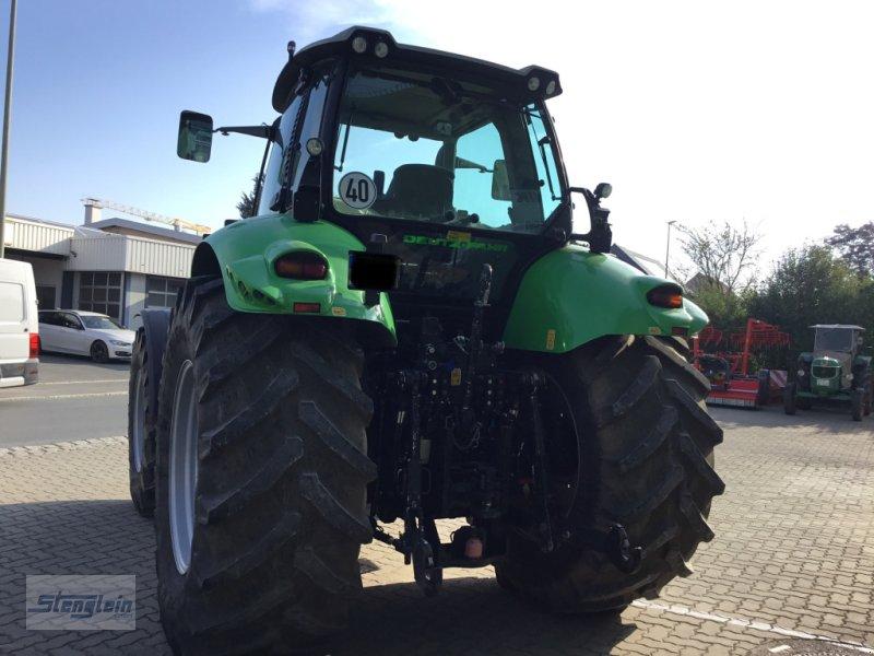 Traktor des Typs Deutz-Fahr Agrotron 7210 TTV, Gebrauchtmaschine in Kasendorf (Bild 3)