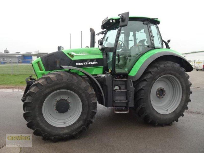 Traktor типа Deutz-Fahr Agrotron 7210 TTV, Gebrauchtmaschine в Wettringen (Фотография 1)