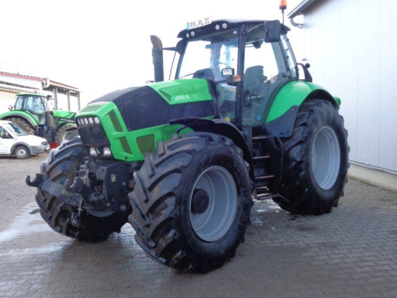 Traktor des Typs Deutz-Fahr Agrotron 7210 TTV, Gebrauchtmaschine in Dannstadt-Schauernheim (Bild 1)