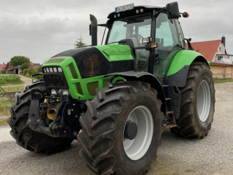 Traktor des Typs Deutz-Fahr Agrotron 7210 TTV, Gebrauchtmaschine in Kolitzheim (Bild 1)
