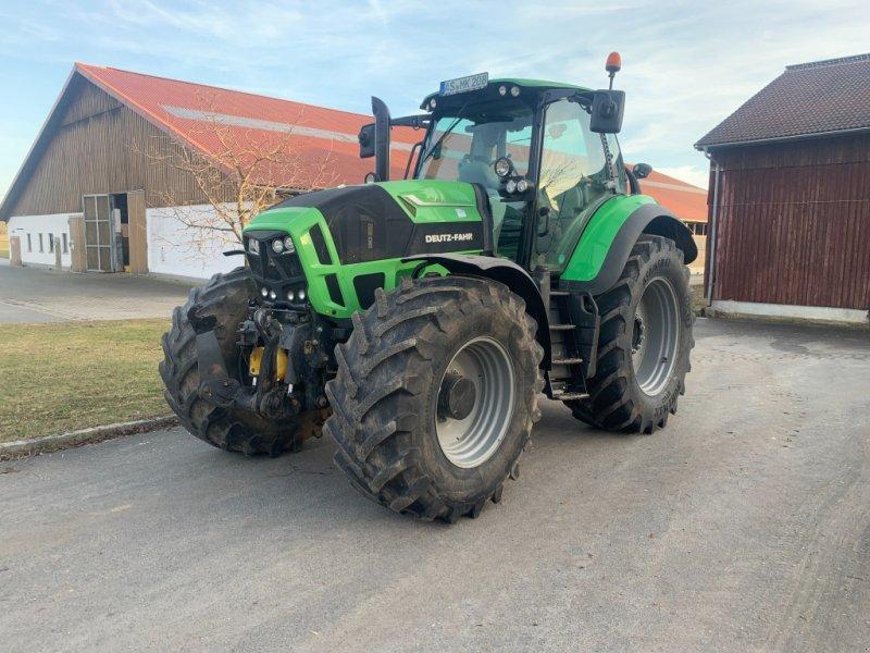 Traktor типа Deutz-Fahr Agrotron 7230 TTV, Gebrauchtmaschine в Gebenbach (Фотография 1)
