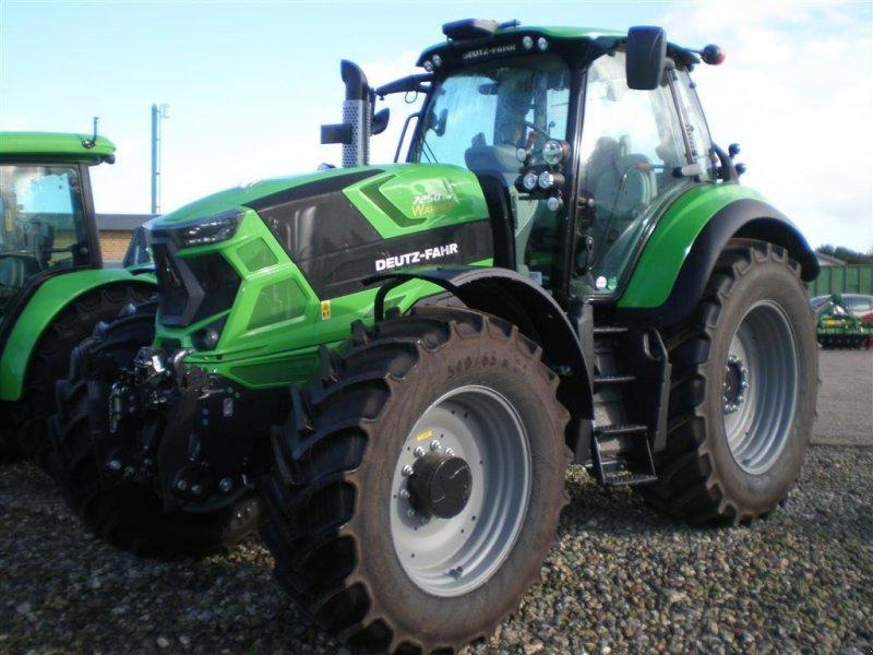 Traktor des Typs Deutz-Fahr Agrotron 7250 ttv Demomodel, Gebrauchtmaschine in Otterup (Bild 1)