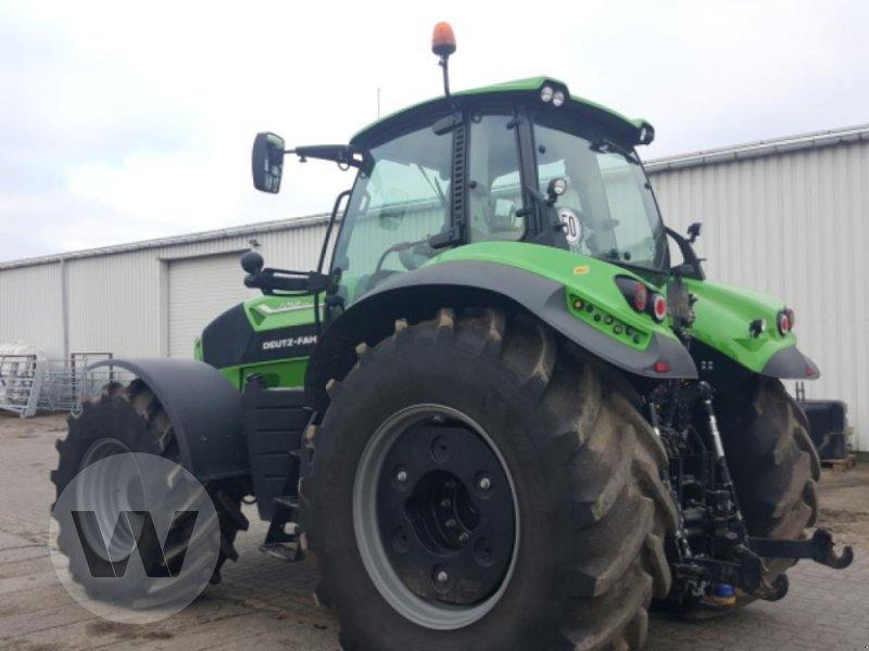 Traktor des Typs Deutz-Fahr Agrotron 7250 TTV Var. B, Neumaschine in Jördenstorf (Bild 3)