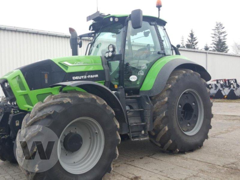 Traktor des Typs Deutz-Fahr Agrotron 7250 TTV Var. B, Neumaschine in Jördenstorf (Bild 1)