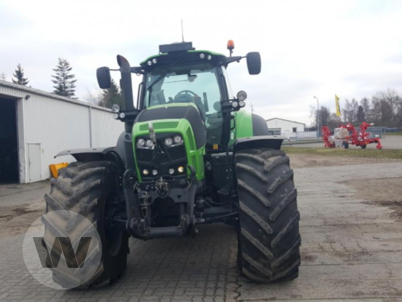 Traktor des Typs Deutz-Fahr Agrotron 7250 TTV Var. B, Neumaschine in Jördenstorf (Bild 5)