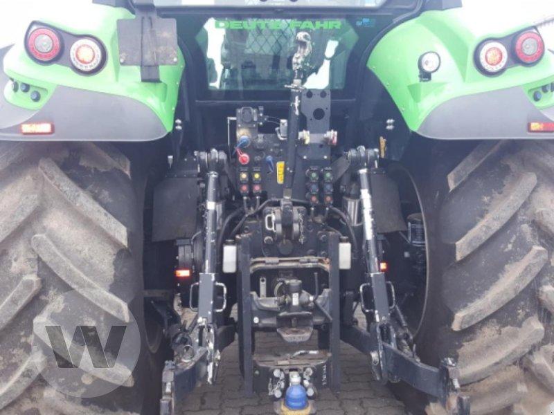 Traktor des Typs Deutz-Fahr Agrotron 7250 TTV Var. B, Neumaschine in Jördenstorf (Bild 6)