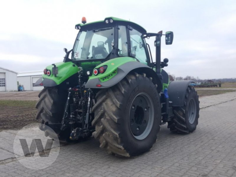 Traktor des Typs Deutz-Fahr Agrotron 7250 TTV Var. B, Neumaschine in Jördenstorf (Bild 2)
