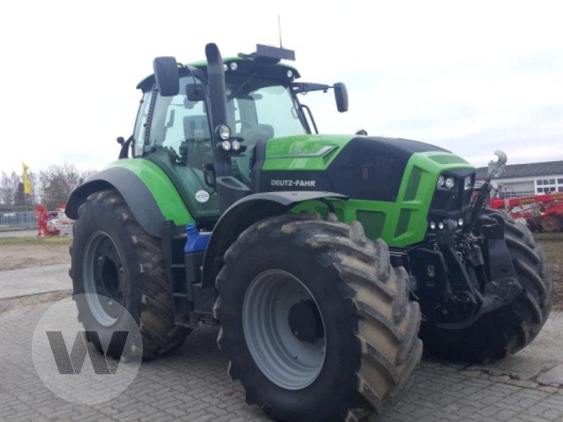 Traktor des Typs Deutz-Fahr Agrotron 7250 TTV Var. B, Neumaschine in Jördenstorf (Bild 4)