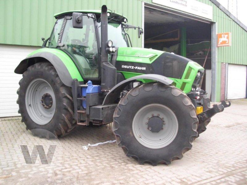 Traktor des Typs Deutz-Fahr Agrotron 7250 TTV Var.B, Gebrauchtmaschine in Börm (Bild 3)