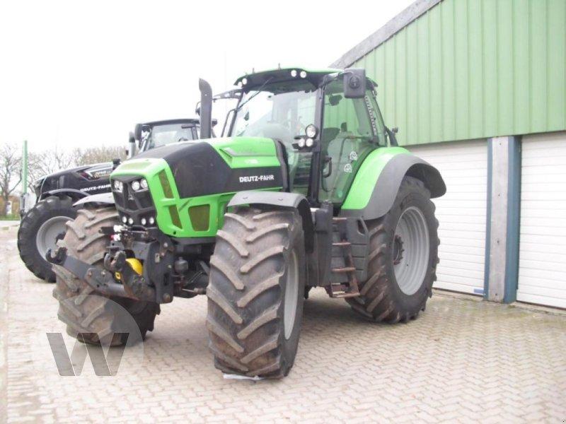Traktor des Typs Deutz-Fahr Agrotron 7250 TTV Var.B, Gebrauchtmaschine in Börm (Bild 2)