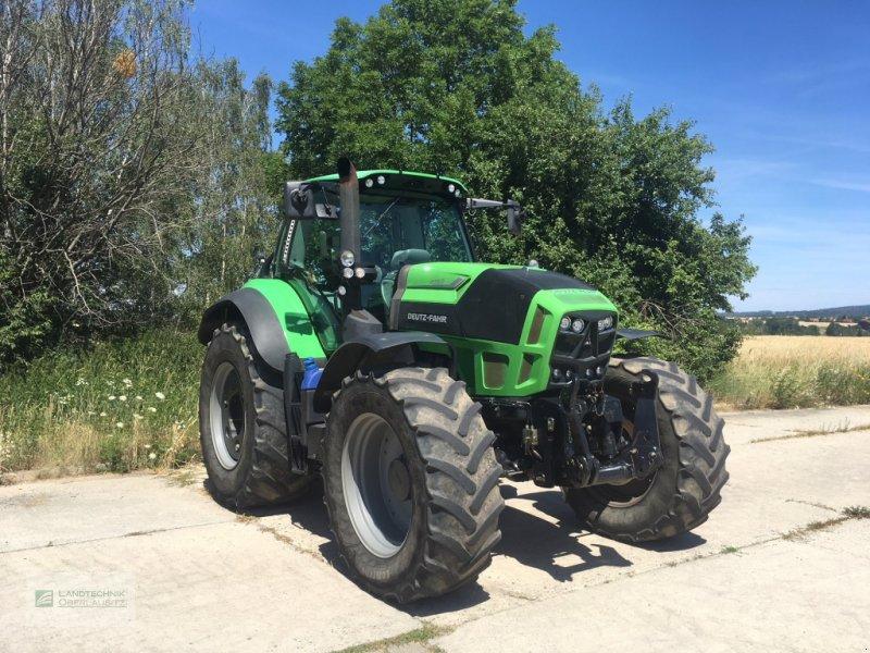 Traktor des Typs Deutz-Fahr Agrotron 7250 TTV, Gebrauchtmaschine in Löbau (Bild 1)
