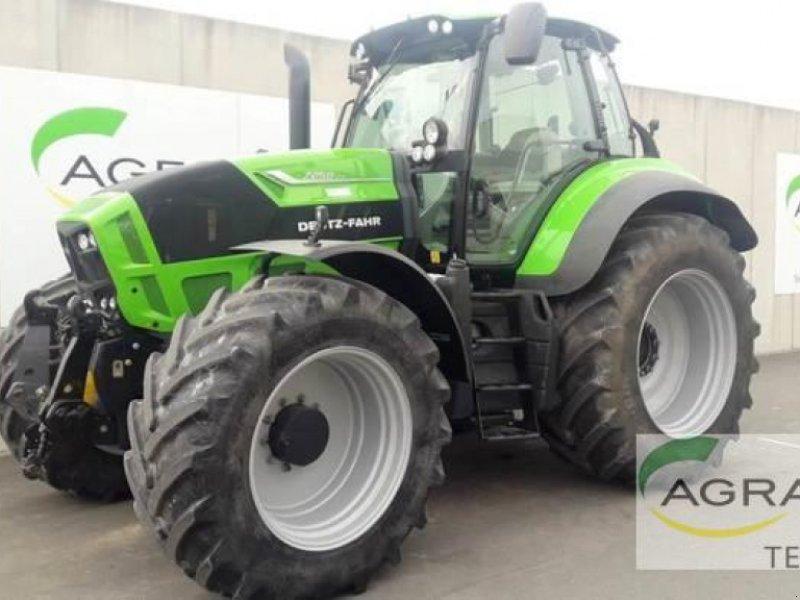 Traktor des Typs Deutz-Fahr AGROTRON 7250 TTV, Gebrauchtmaschine in Melle (Bild 1)