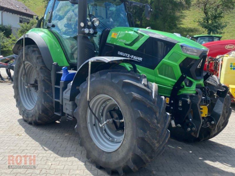 Traktor des Typs Deutz-Fahr Agrotron 7250 TTV, Gebrauchtmaschine in Untermünkheim (Bild 1)