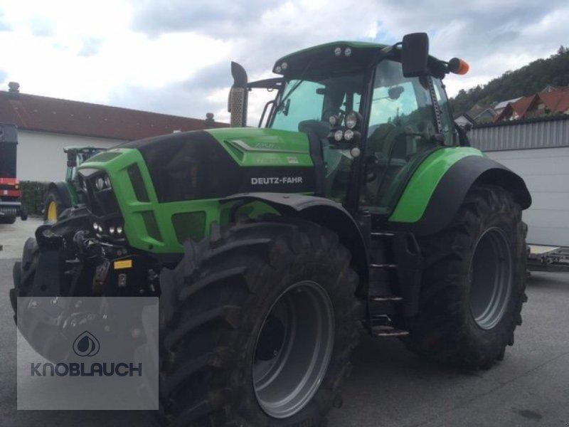 Traktor des Typs Deutz-Fahr Agrotron 7250 TTV, Gebrauchtmaschine in Immendingen (Bild 1)