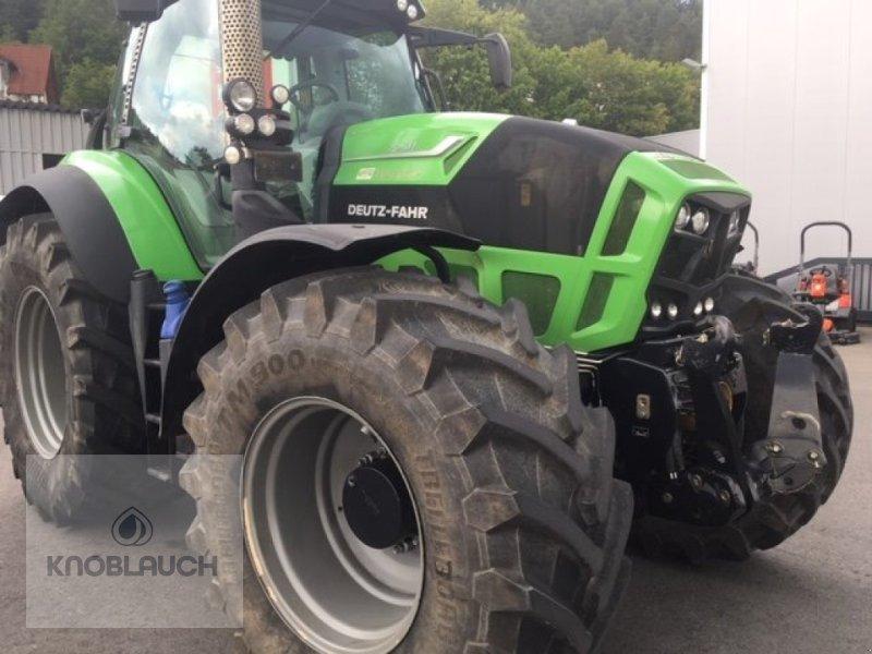 Traktor a típus Deutz-Fahr Agrotron 7250 TTV, Gebrauchtmaschine ekkor: Immendingen (Kép 1)