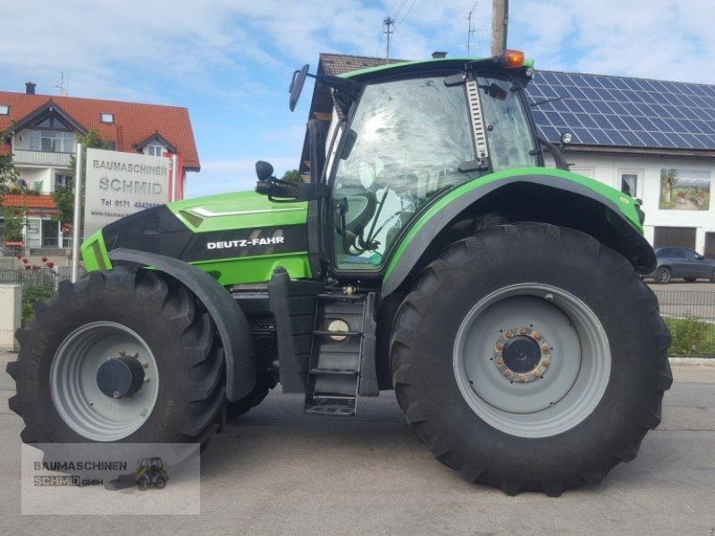 Traktor des Typs Deutz-Fahr Agrotron 7250 TTV, Gebrauchtmaschine in Stetten (Bild 1)