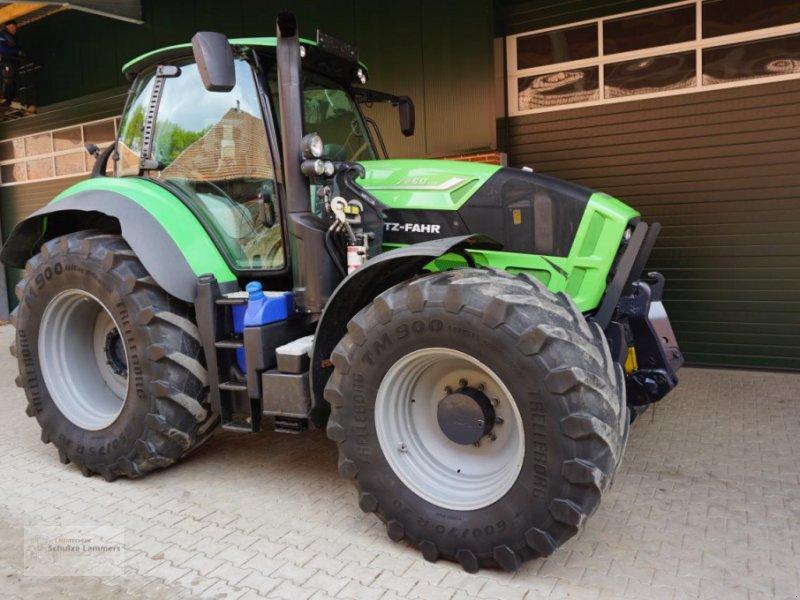 Traktor tipa Deutz-Fahr Agrotron 7250 TTV, Gebrauchtmaschine u Borken (Slika 1)