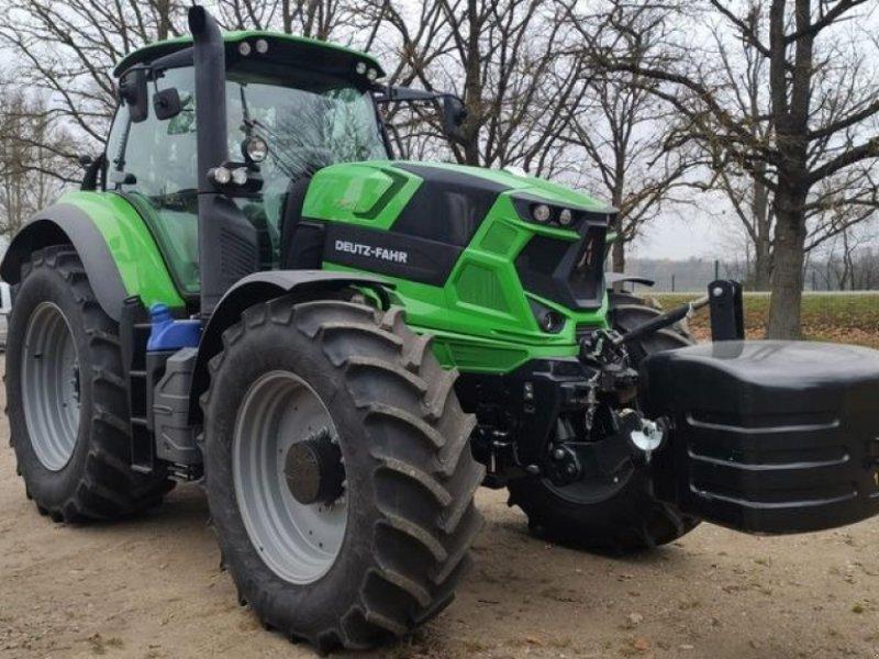 Traktor des Typs Deutz-Fahr Agrotron 7250 TTV, Gebrauchtmaschine in MARKERSDORF (Bild 1)
