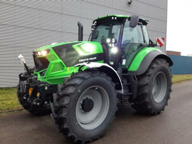 Traktor des Typs Deutz-Fahr Agrotron 7250 TTV, Neumaschine in Goldburghausen (Bild 1)