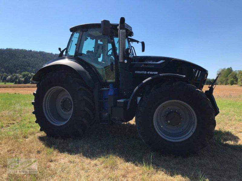 Traktor des Typs Deutz-Fahr Agrotron 7250 TTV, Gebrauchtmaschine in Neustadt (Bild 4)