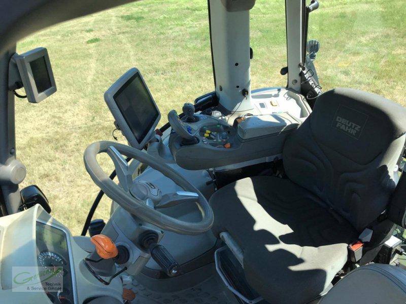 Traktor des Typs Deutz-Fahr Agrotron 7250 TTV, Gebrauchtmaschine in Neustadt (Bild 7)