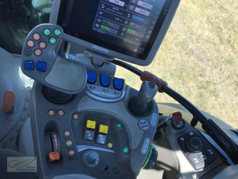 Traktor des Typs Deutz-Fahr Agrotron 7250 TTV, Gebrauchtmaschine in Neustadt (Bild 8)
