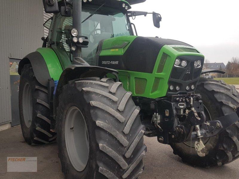 Traktor des Typs Deutz-Fahr Agrotron 7250 TTV, Gebrauchtmaschine in Pfoerring (Bild 1)