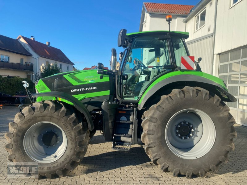 Traktor tipa Deutz-Fahr Agrotron 7250 TTV, Gebrauchtmaschine u Bad Neustadt a.d. Saale (Slika 1)