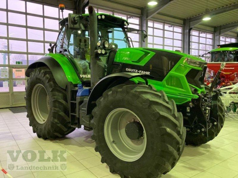 Traktor des Typs Deutz-Fahr Agrotron 7250 TTV, Gebrauchtmaschine in Friedberg-Derching (Bild 1)