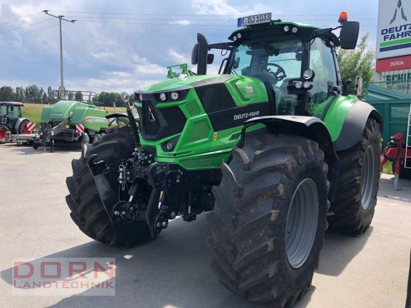 Traktor des Typs Deutz-Fahr Agrotron 7250 TTV, Gebrauchtmaschine in Bruckberg (Bild 1)