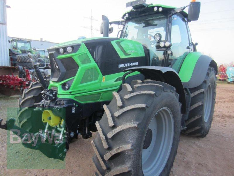 Traktor des Typs Deutz-Fahr AGROTRON 7250 TTV, Gebrauchtmaschine in Großweitzschen  (Bild 1)