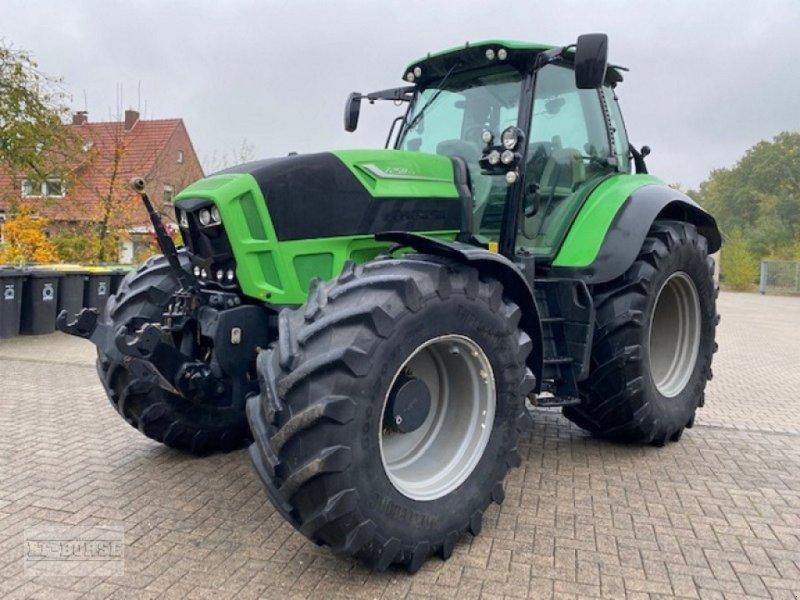Traktor des Typs Deutz-Fahr Agrotron 7250 TTV, Gebrauchtmaschine in Bramsche (Bild 1)
