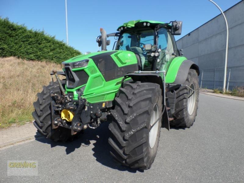 Traktor des Typs Deutz-Fahr Agrotron 7250 TTV, Gebrauchtmaschine in Greven (Bild 1)