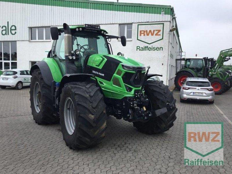 Traktor des Typs Deutz-Fahr Agrotron 7250 TTV, Gebrauchtmaschine in Kruft (Bild 1)