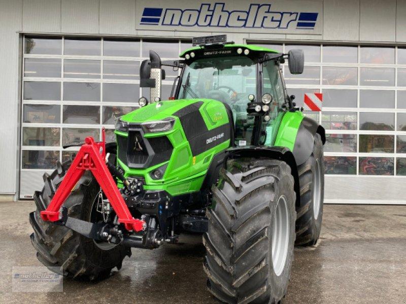 Traktor des Typs Deutz-Fahr Agrotron 7250 TTV, Neumaschine in Pforzen (Bild 1)